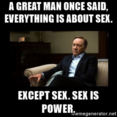 sex  power